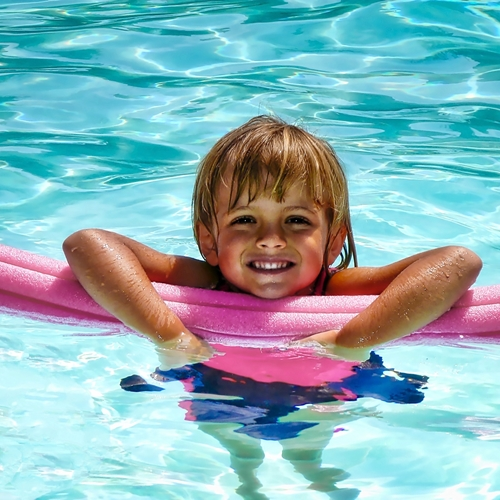 This summer, don't forget water safety.