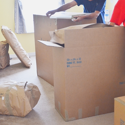 Planning a move can help ease the transition.